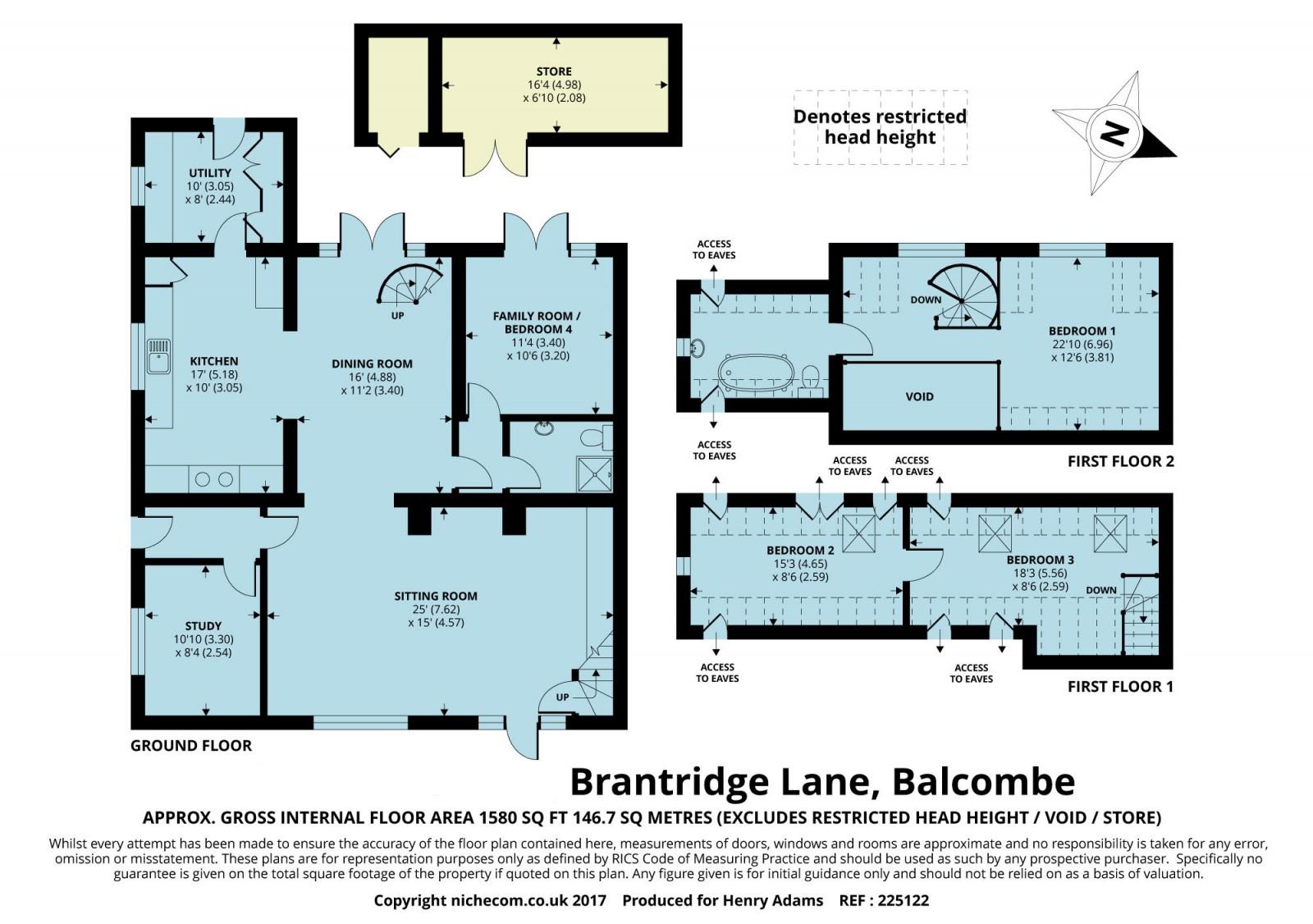 The Coach House Brantridge Lane Balcombe Rh17 3 Bedroom