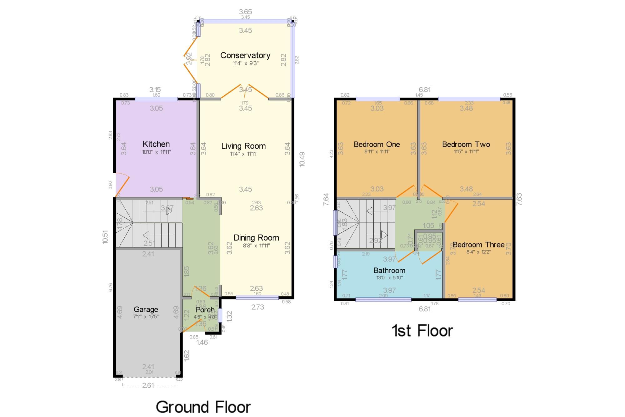 3 Bedroom Detached House For Sale 45549923 Primelocation