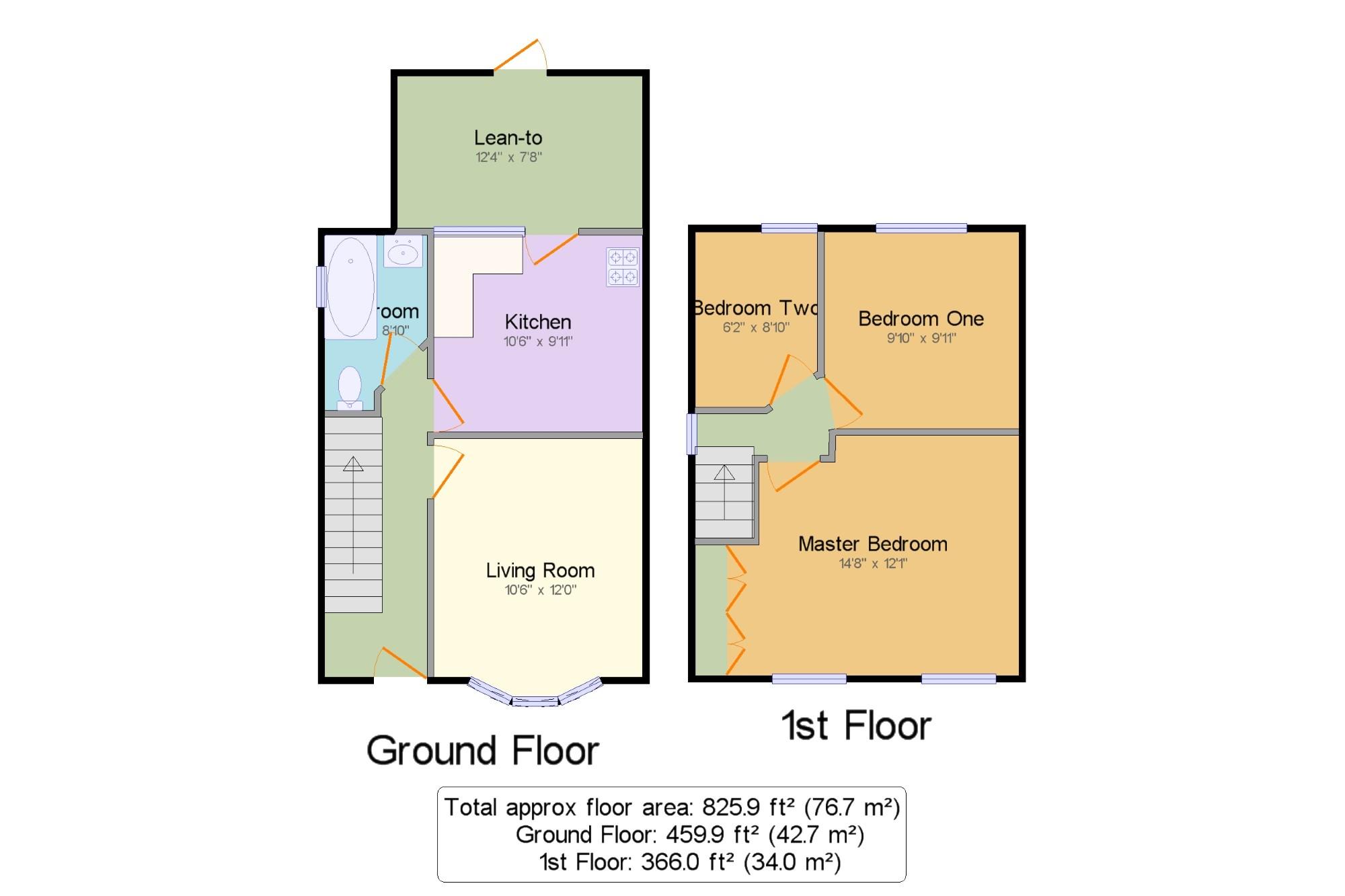 Sheepcot Lane Watford Hertfordshire Wd25 3 Bedroom Semi Detached House For Sale 46998656