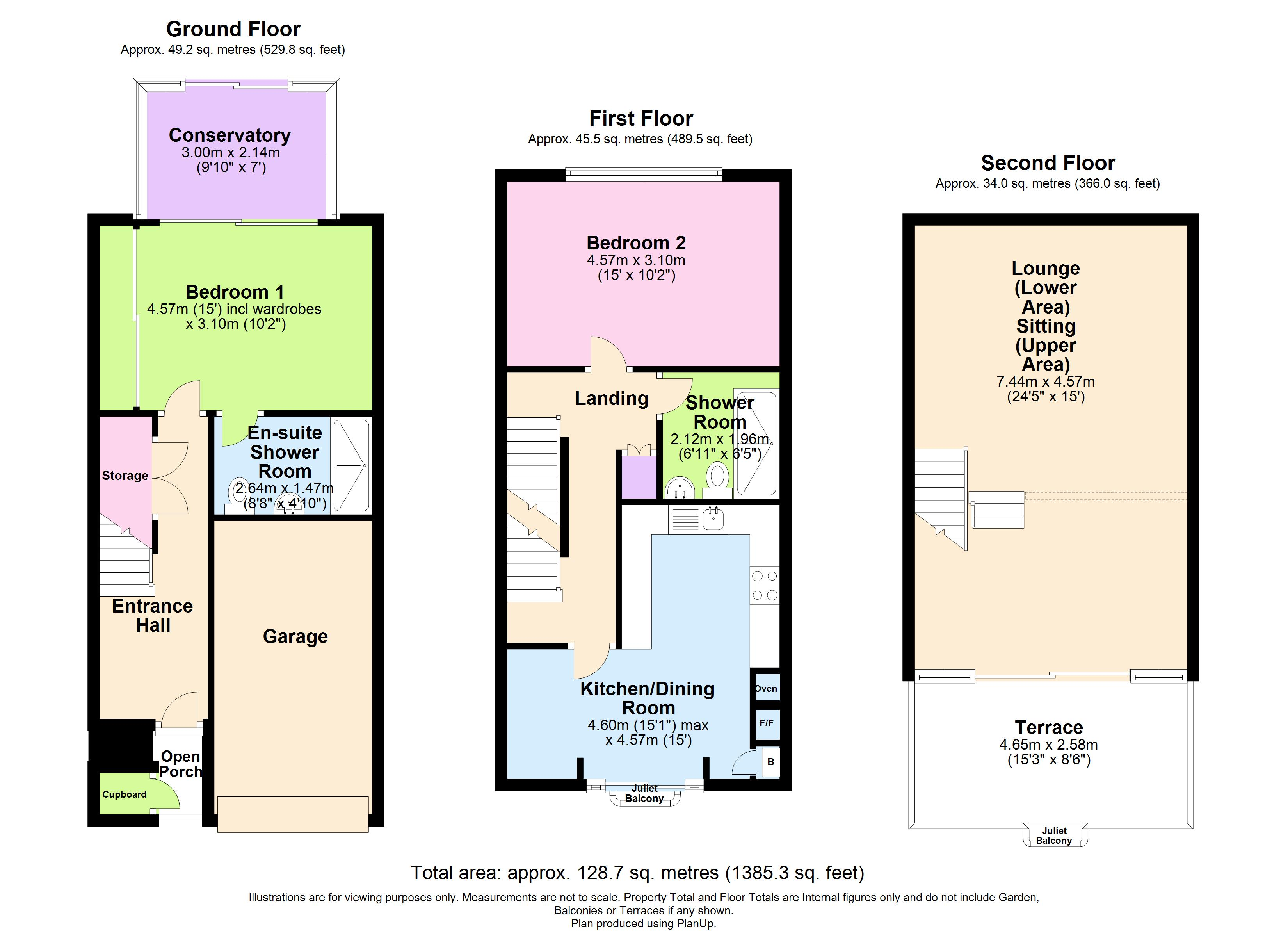2 Bed Terraced House For Sale In Camden Mews Square Natwest Wiring Instructions Floorplan 1