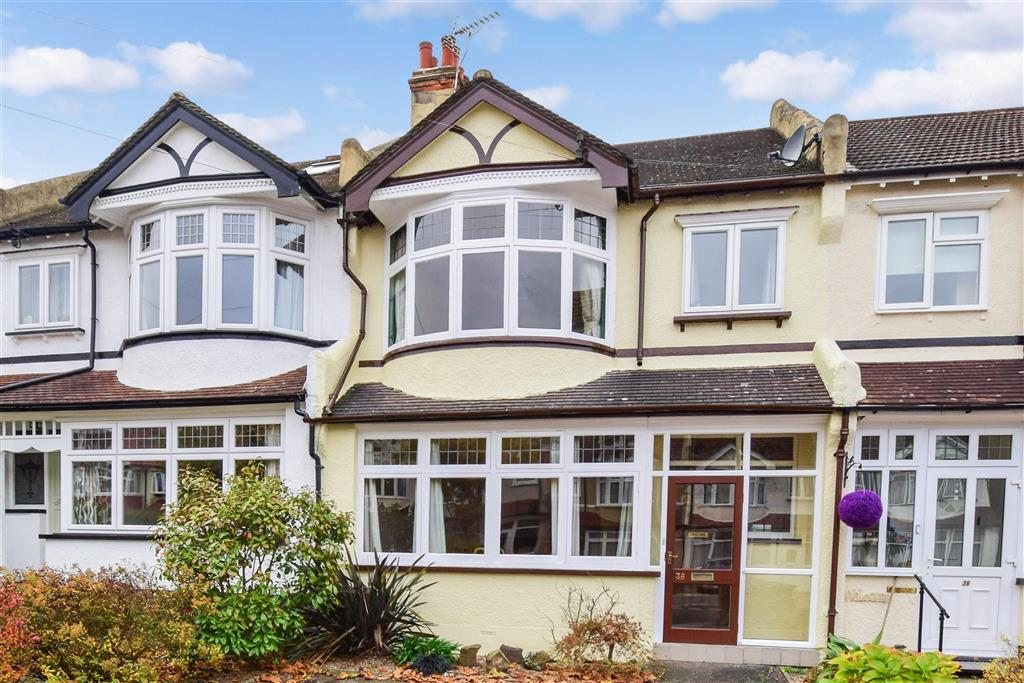 3 Bedroom Terraced House For Sale In Craigen Avenue Croydon Surrey Cr0 London