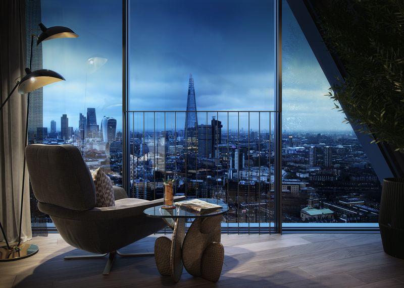 2 Bedroom Flat For In Southwark Bridge Road Se1 London
