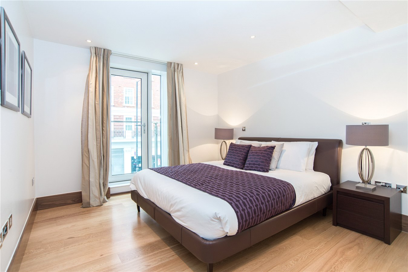 3 Bedroom Flat To Rent In Park View Residence Baker Street NW1 London