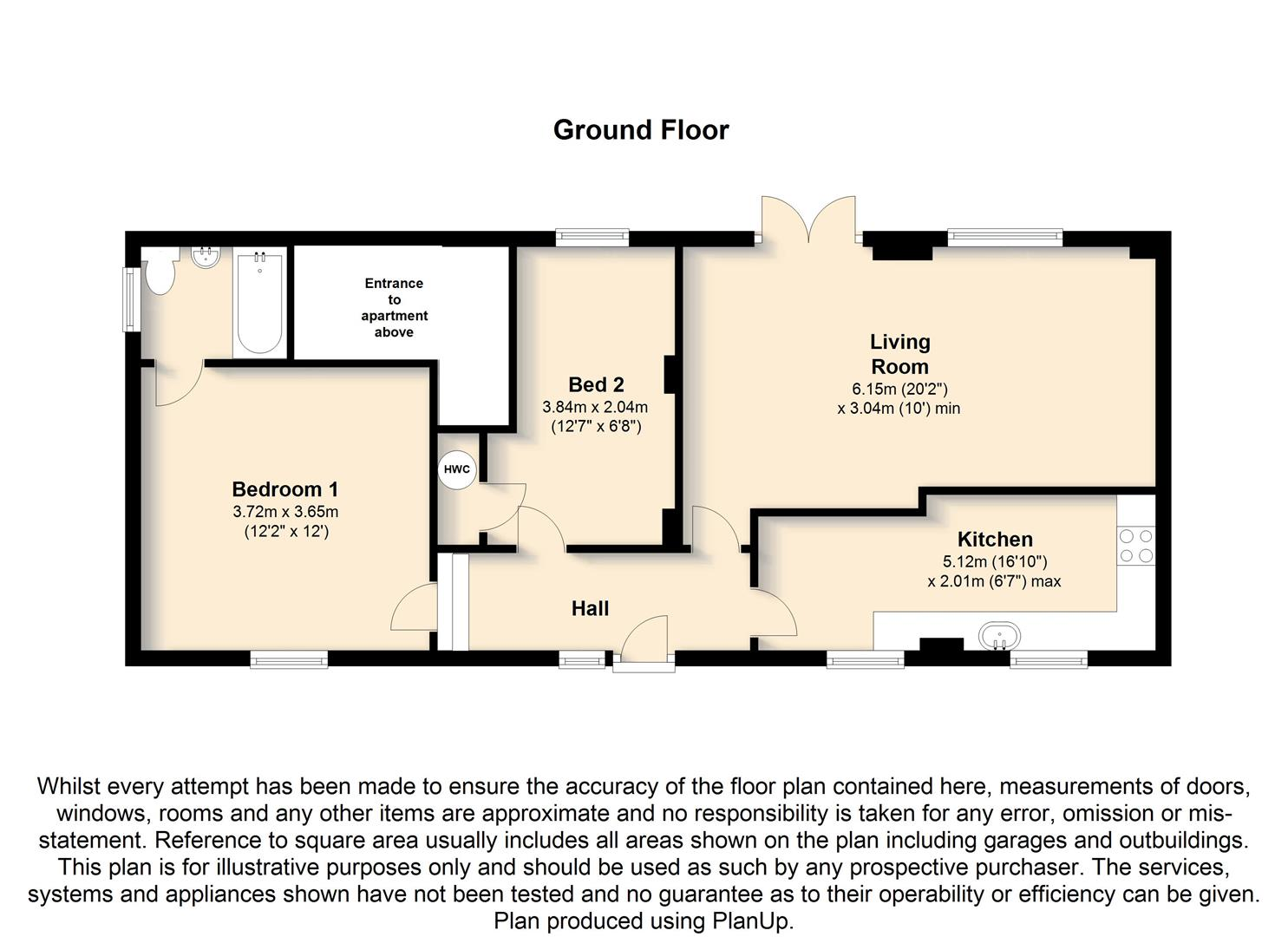 2 Bedrooms Flat for sale in Cromwell Court, Thornborough Road, Nash, Milton Keynes MK17