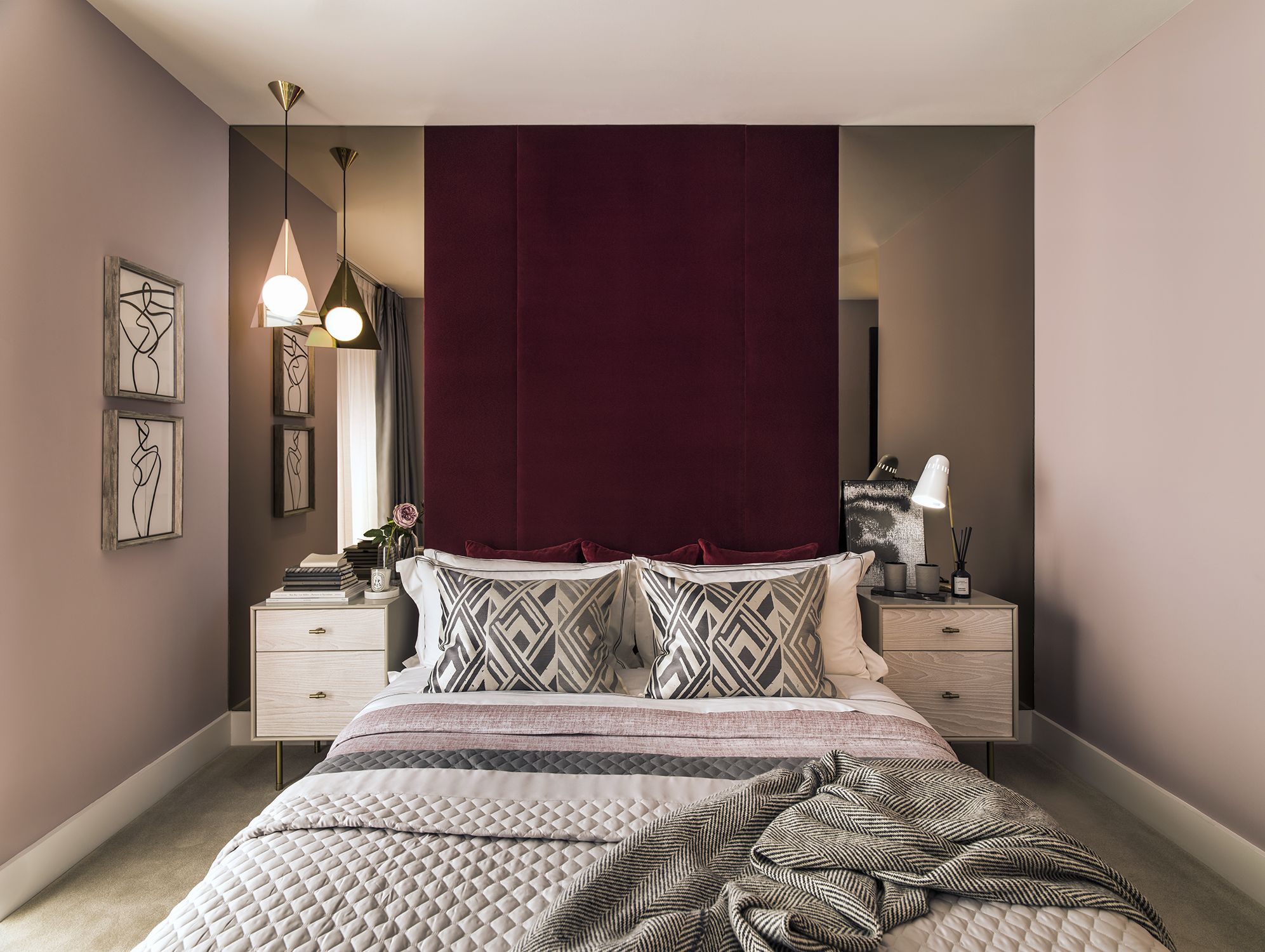 Fabrica,Keybridge,Secondary Bedroom