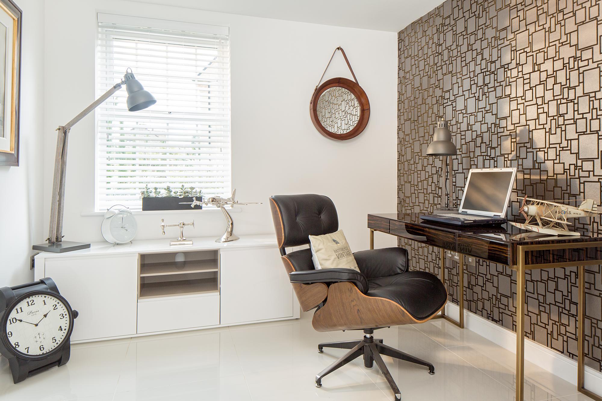 David Wilson Homes,Study