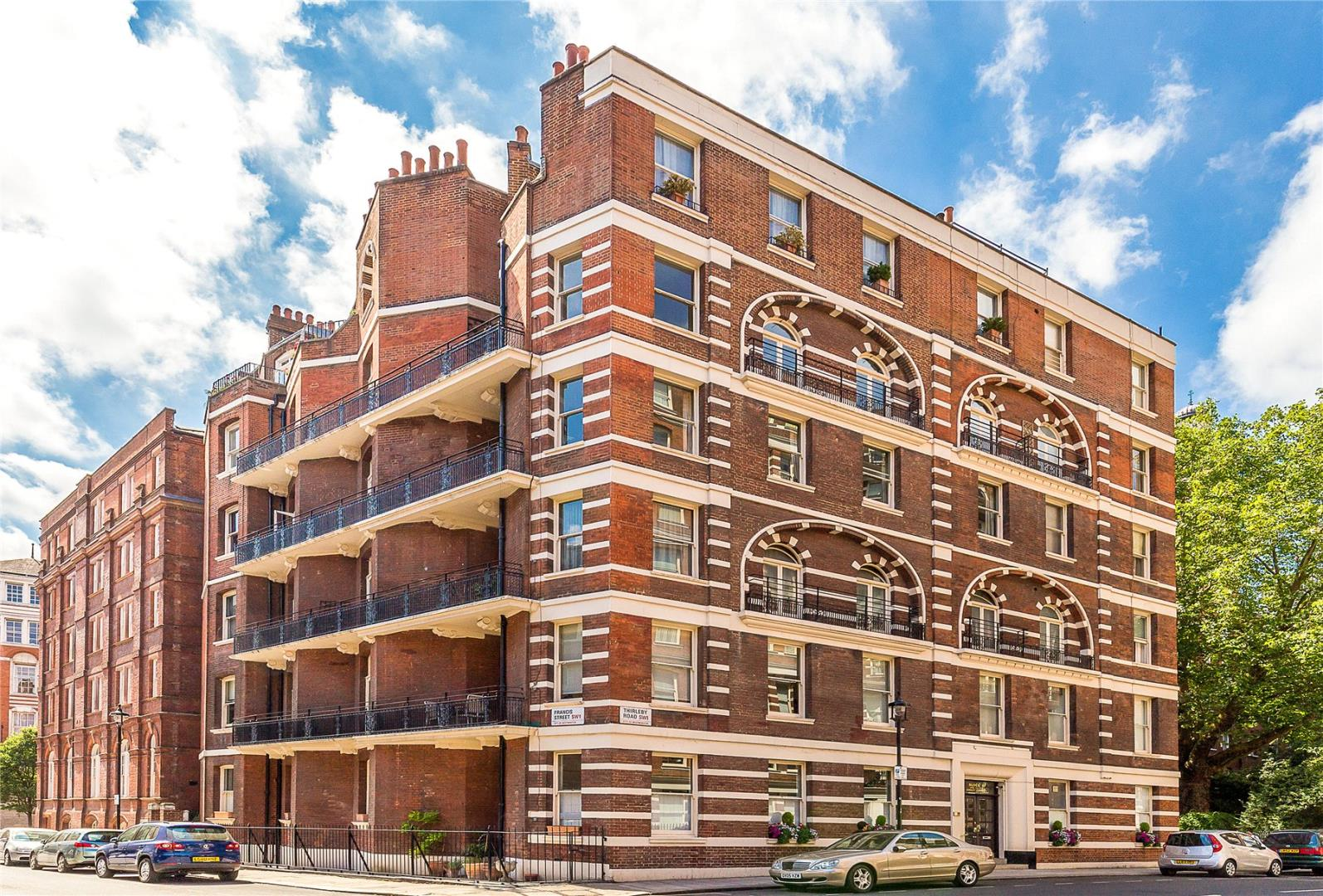 4 bedroom flat for sale in Ashley Gardens, Thirleby Road ...