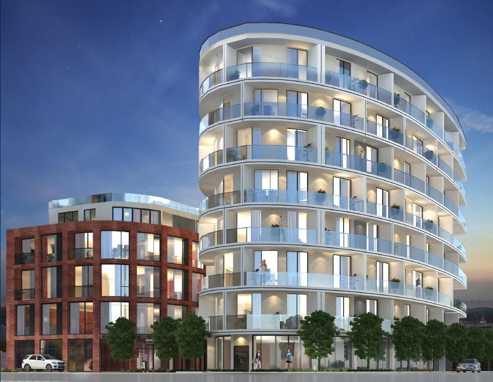 1 Bedroom Flat For Sale In Gateway House Regents Park Road Finchley Central N3 London