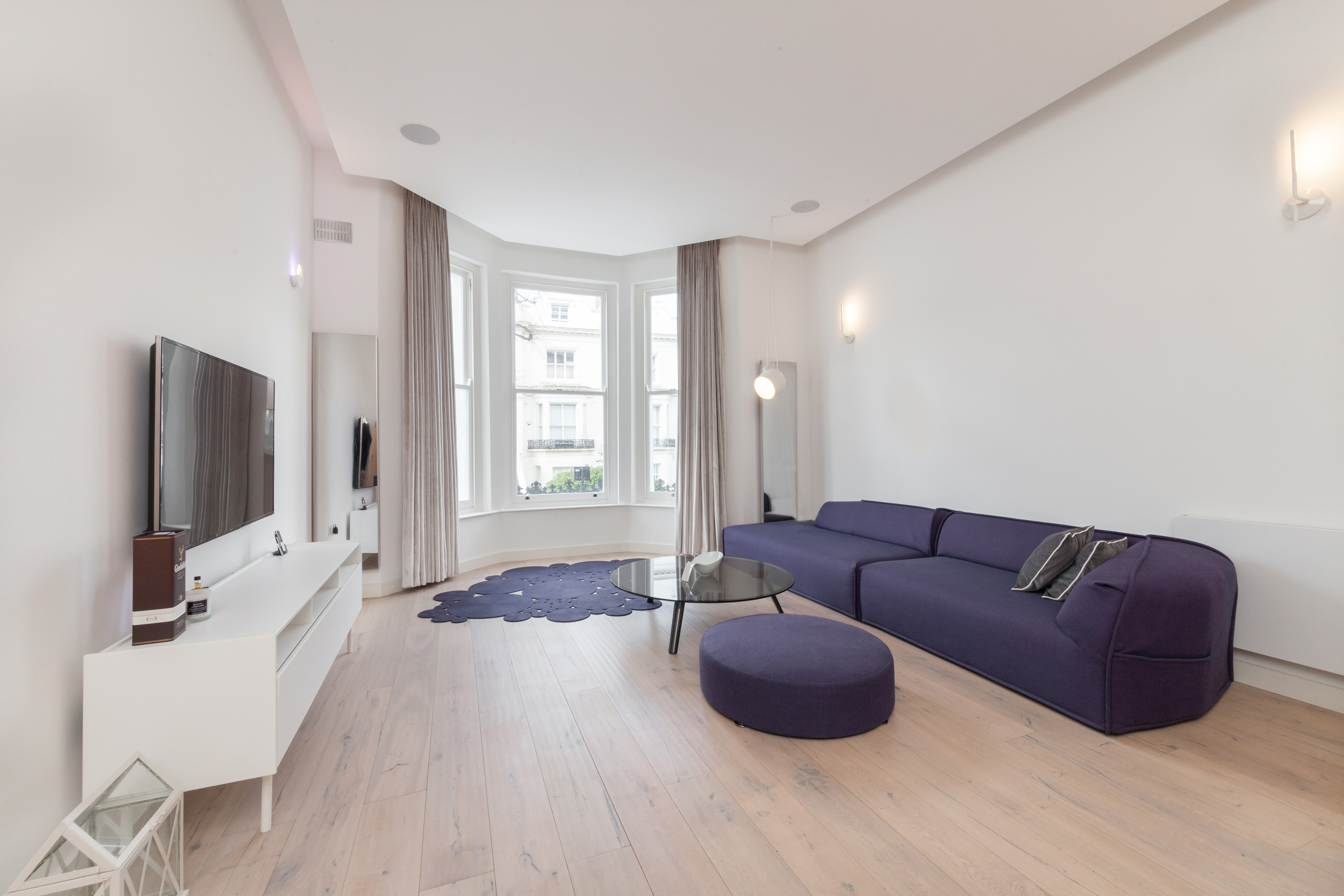 3 Bedroom Flat To Rent In Priory Road West Hampstead NW6 London