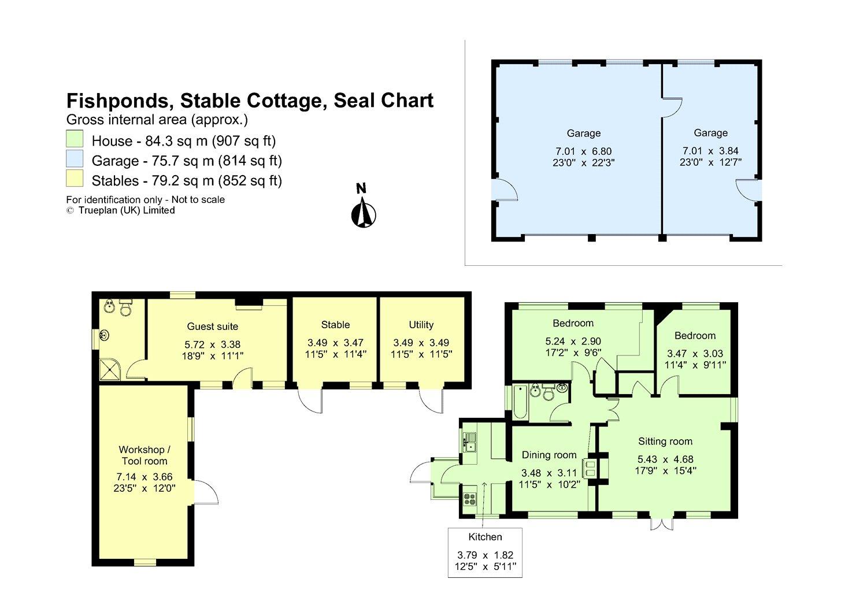 land for sale in sevenoaks road, seal chart, sevenoaks, kent tn15