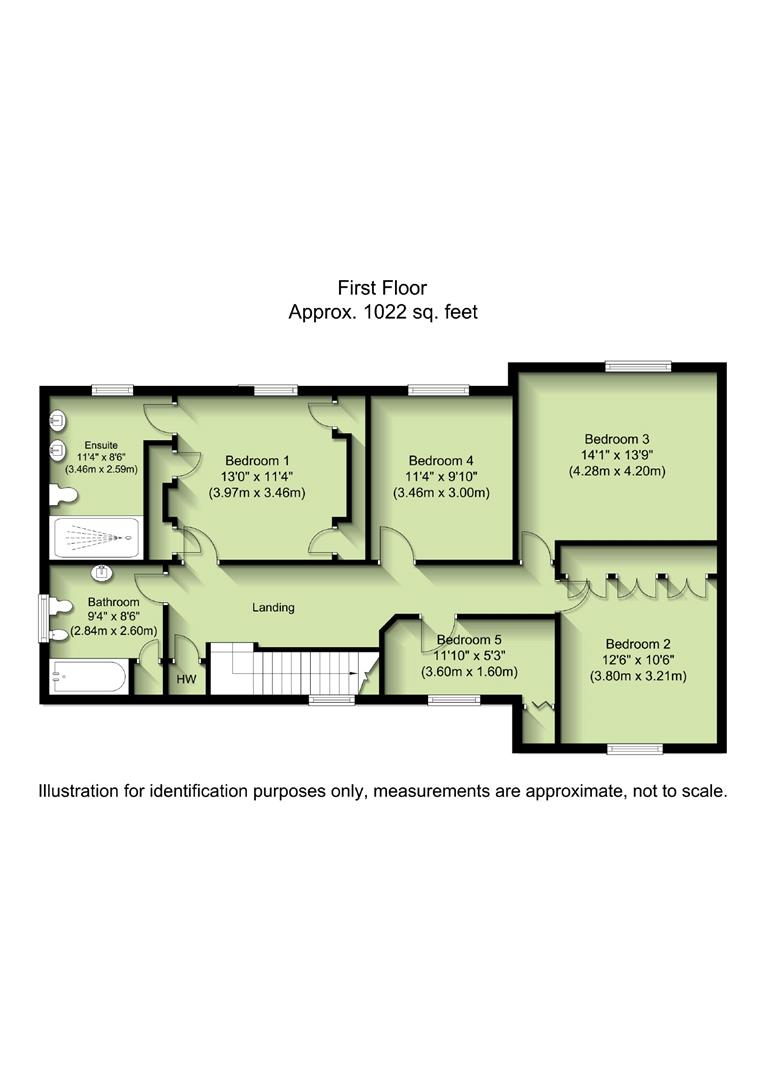 Holly court rolleston newark ng23 5 bedroom detached for Food bar rolleston