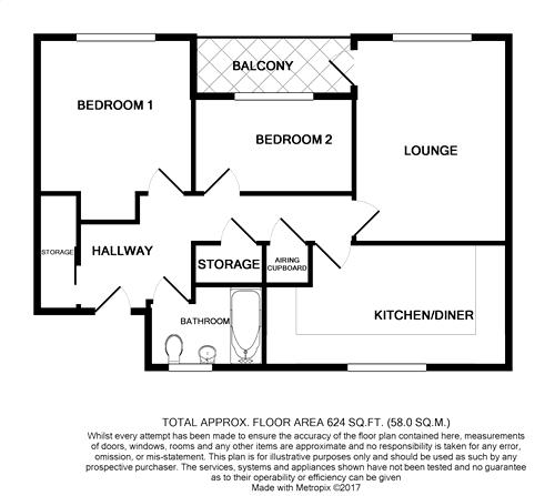 Toot Hill School: Carnarvon Close, Bingham NG13, 2 Bedroom Flat For Sale