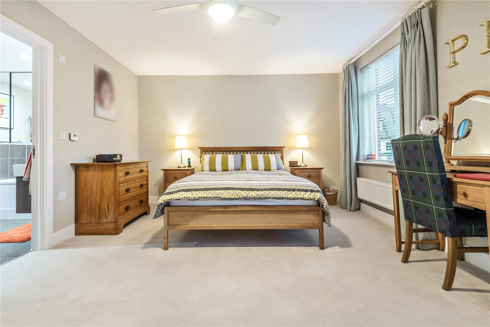 Bargate Homes,Master Bedroom