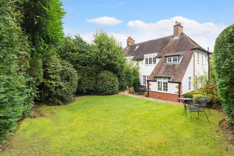 3 Bedroom Semi Detached House For Sale In Oakwood Road