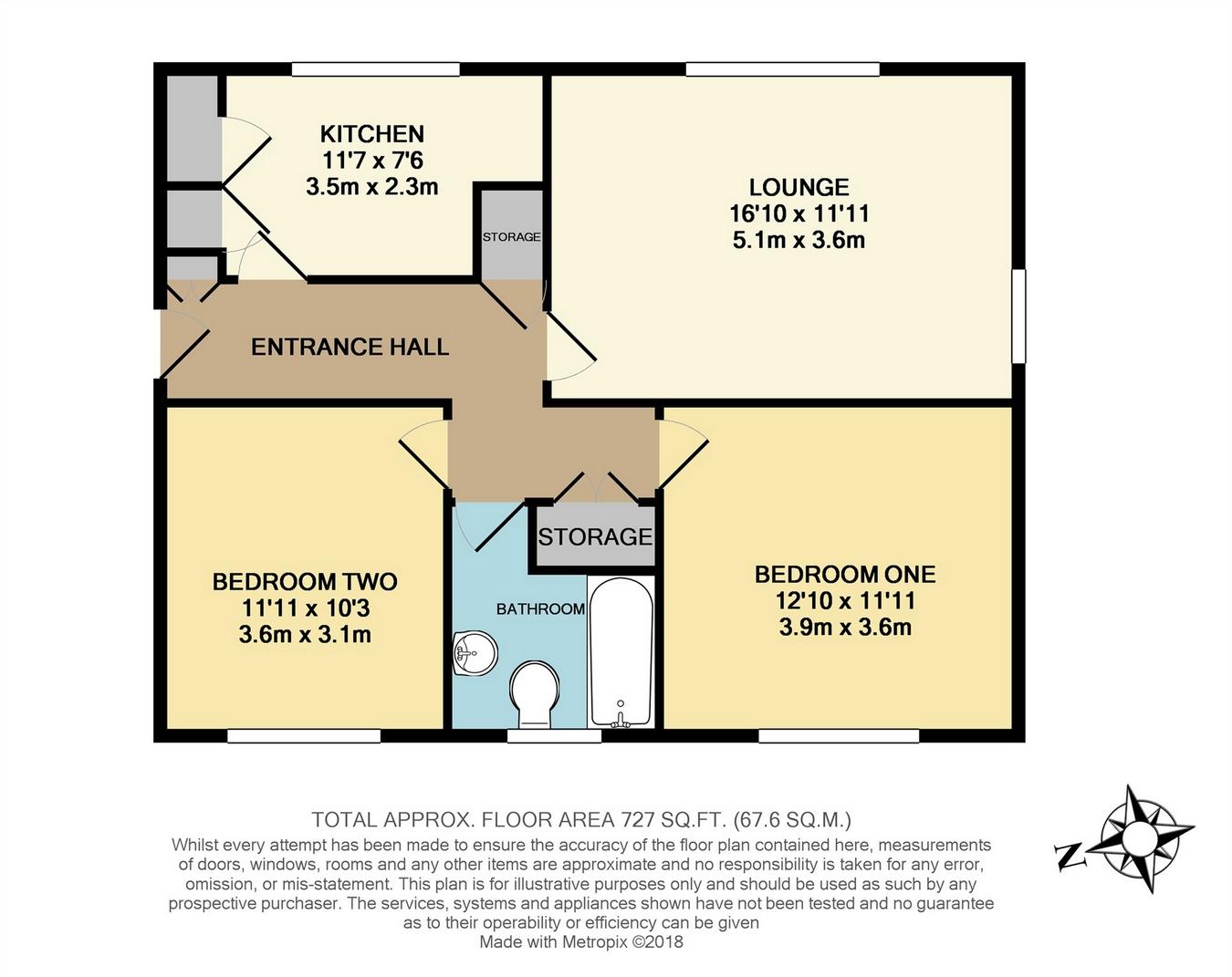 2 Bedrooms Detached house for sale in 13 Fieldway, Ben Rhydding, Ilkley, West Yorkshire LS29