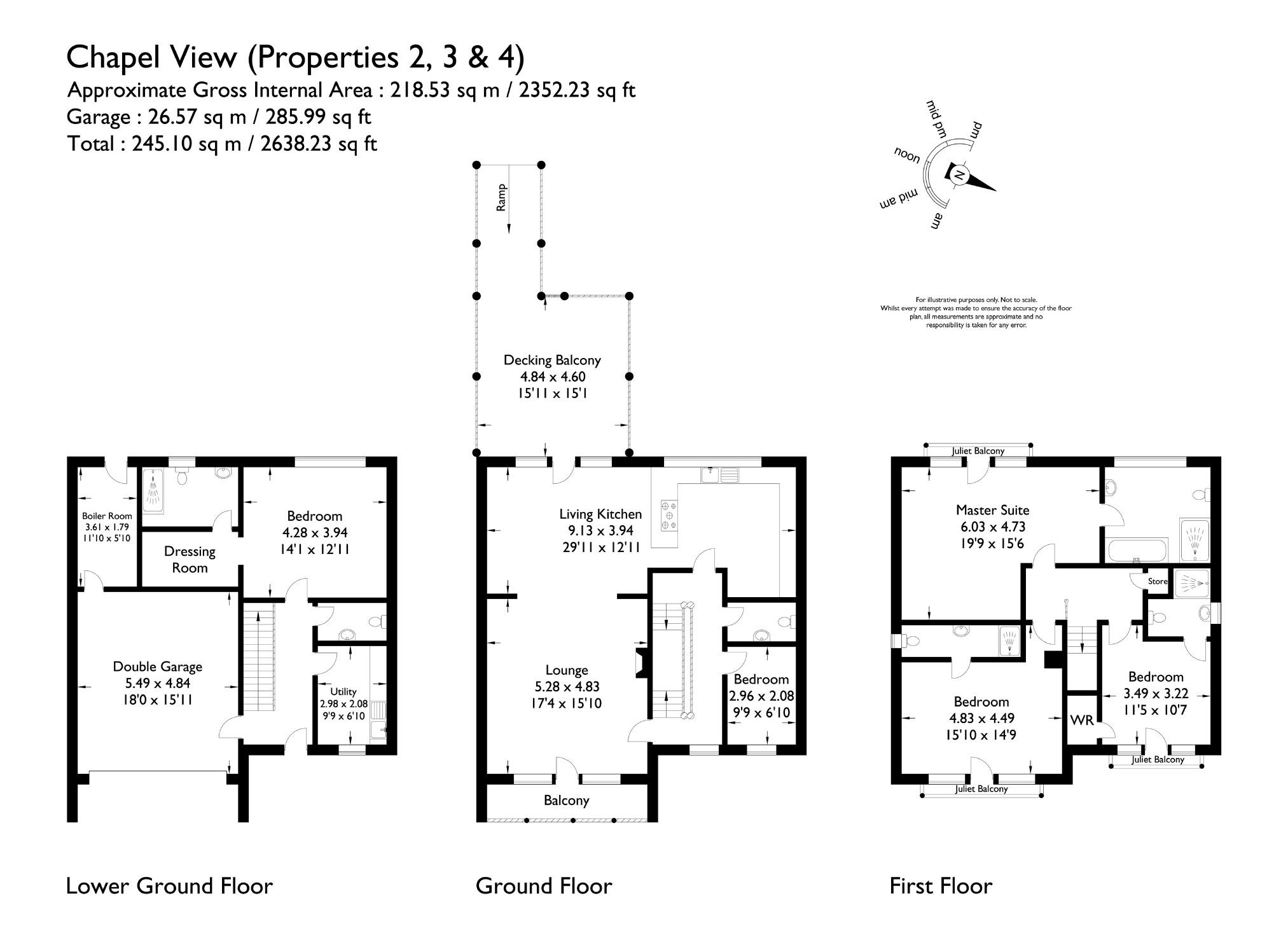 4 Bedroom Detached House For Sale 46036827 Primelocation