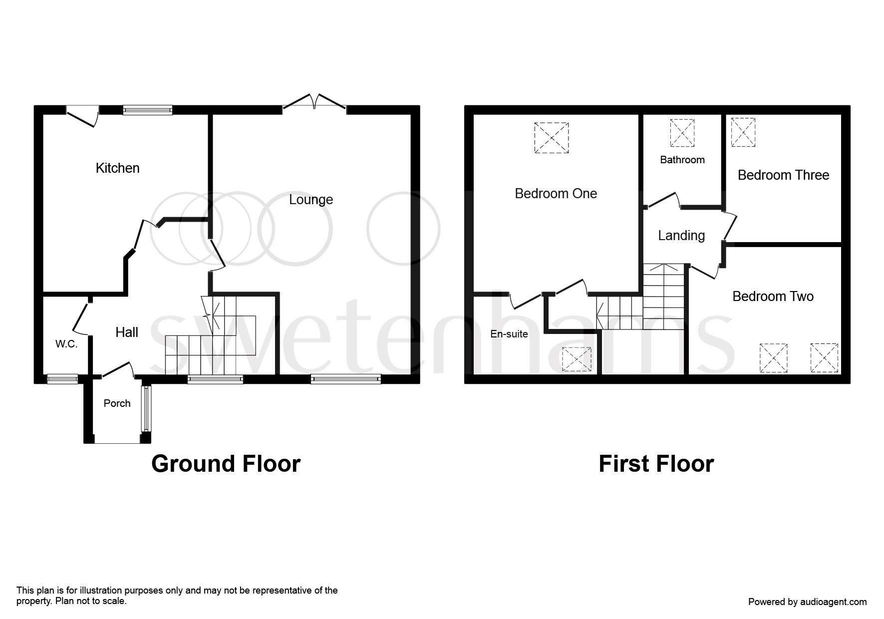 3 bedroom barn conversion for sale 43407020 primelocation for Barn conversion floor plans