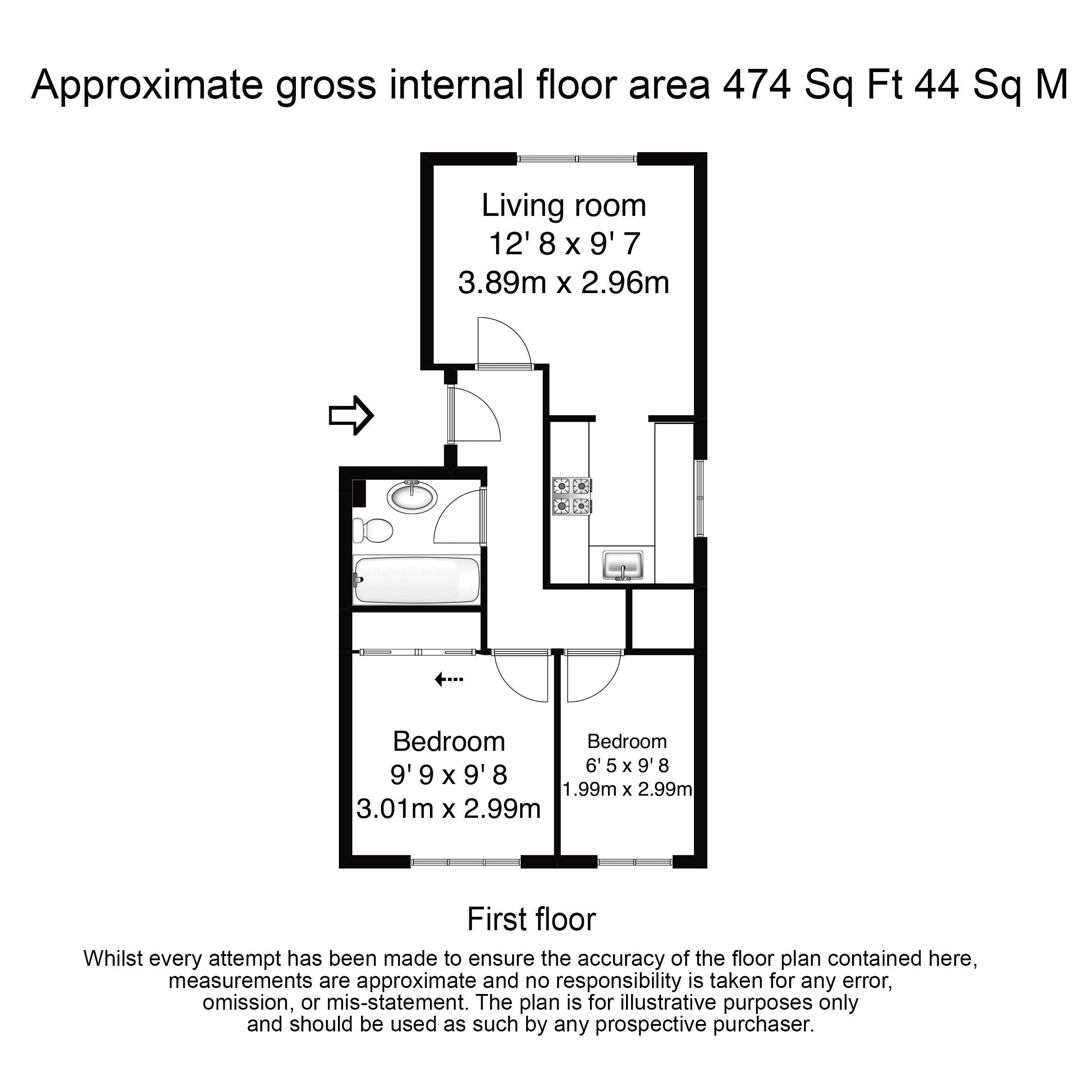 2 Bedrooms Flat for sale in Sullivans Reach, Walton-On-Thames KT12