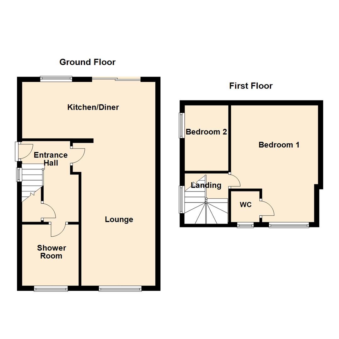 2 Bedrooms Detached bungalow for sale in Styebank Lane, Rothwell, Leeds LS26