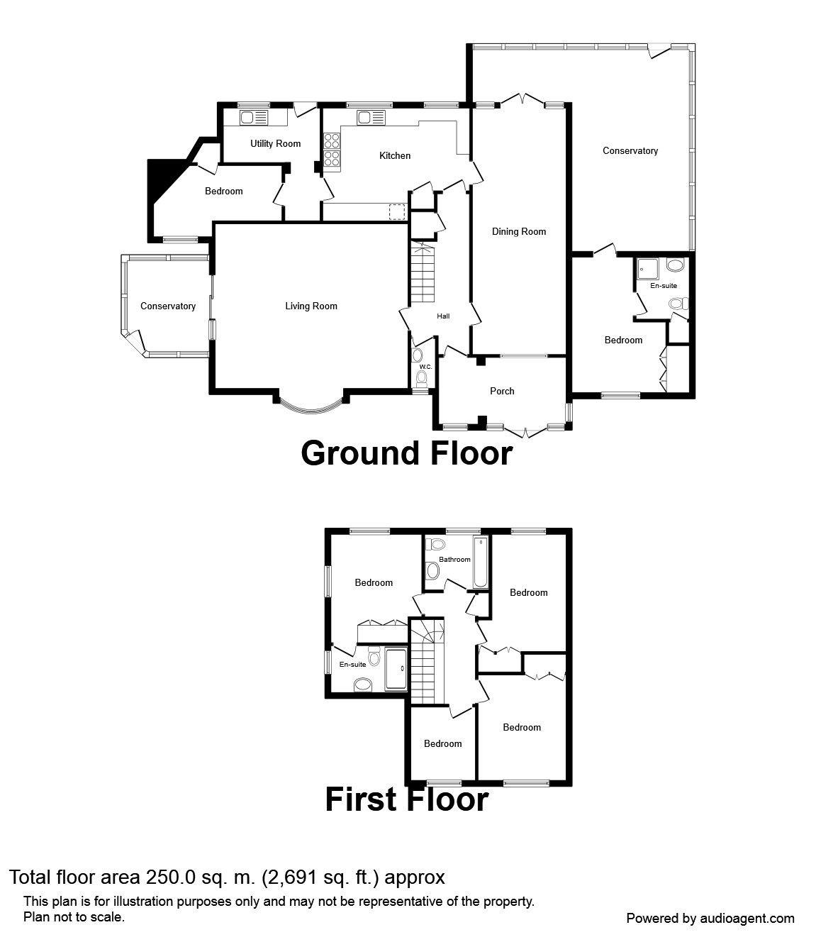 The Pines, Greenside, Ryton NE40, 6 Bedroom Detached House For Sale - 45588378