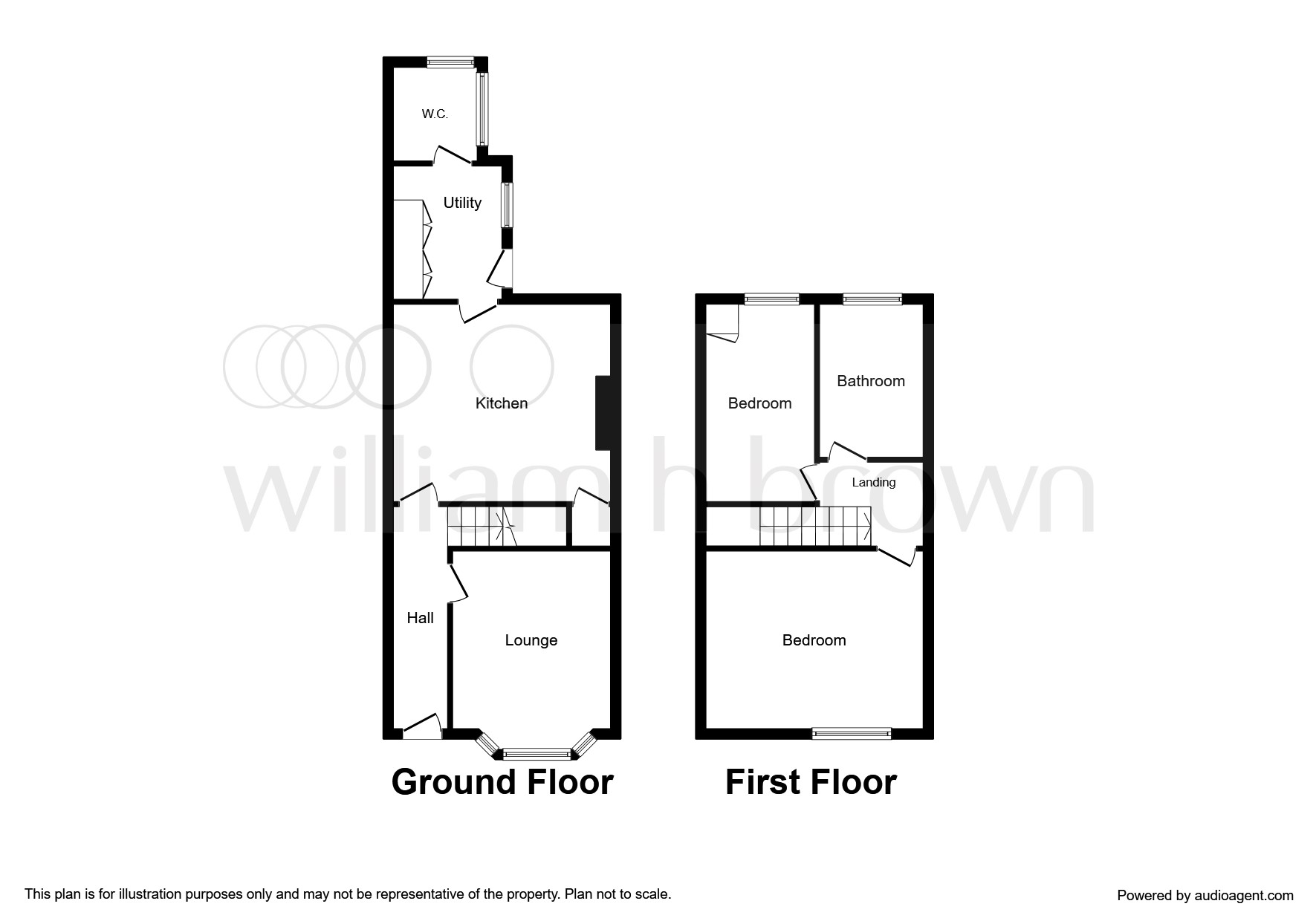 2 Bedrooms Terraced house for sale in Lower Oxford Street, Castleford WF10