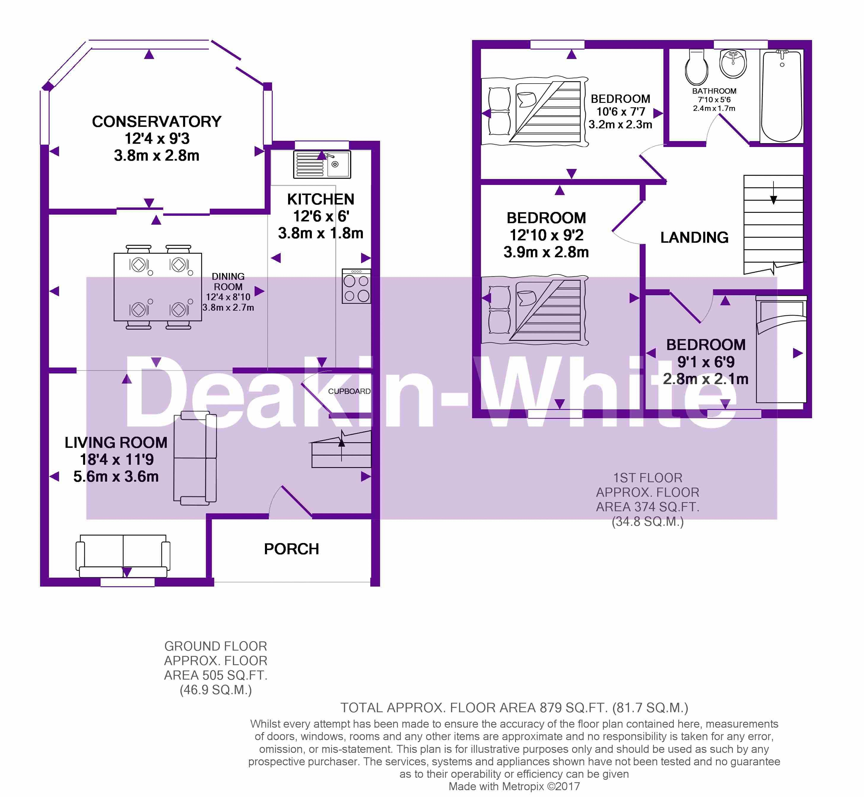 3 bed terraced house for sale in london road dunstable lu6