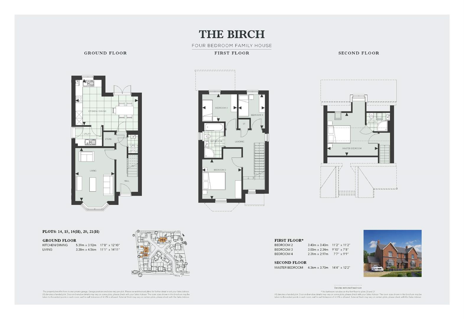 New Home 4 Bed Semi Detached House For Sale In Cow Lane Natwest Wiring Instructions Floorplan 1