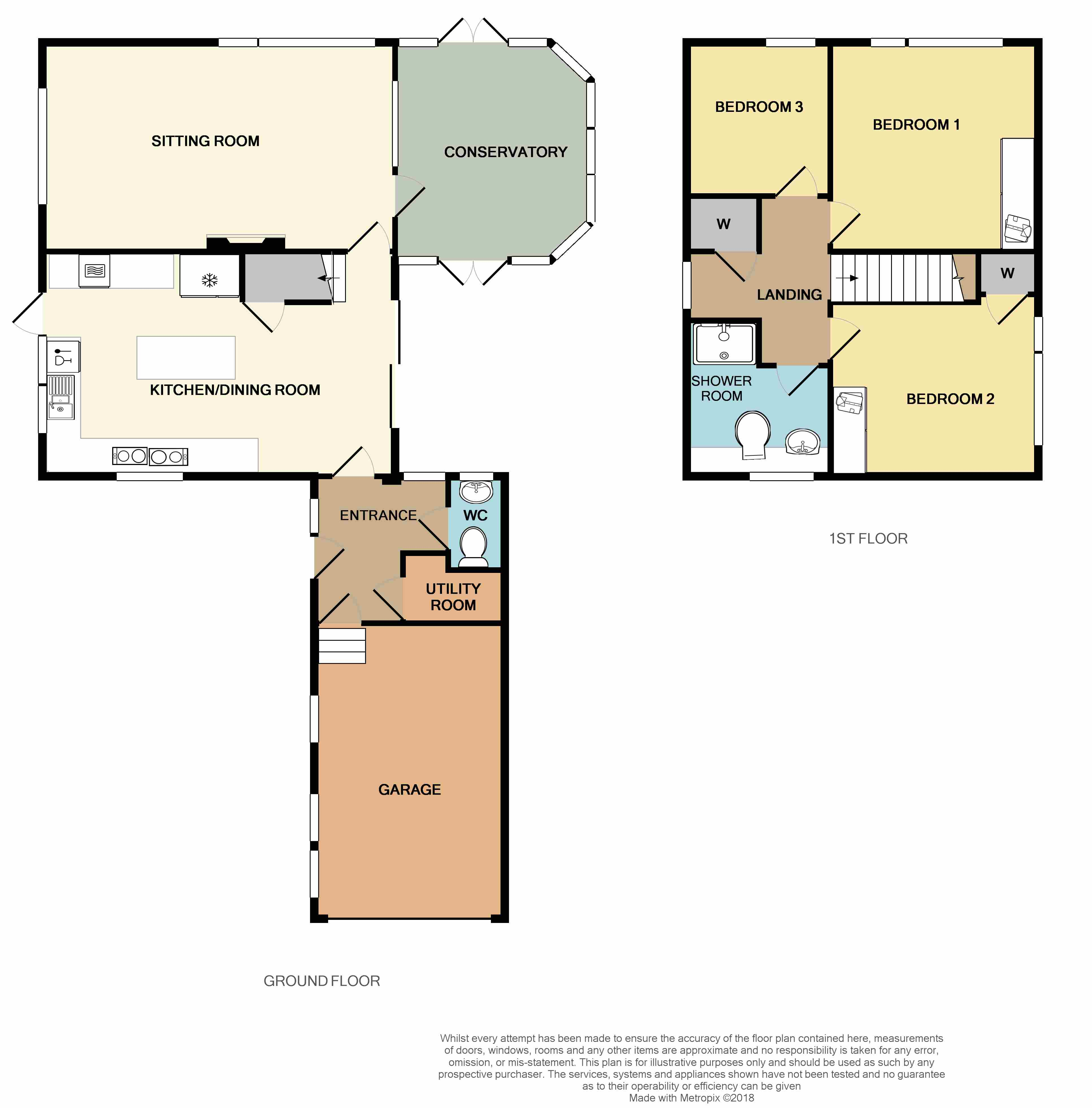 Moorland View, Derriford, Plymouth PL6, 3 Bedroom Detached