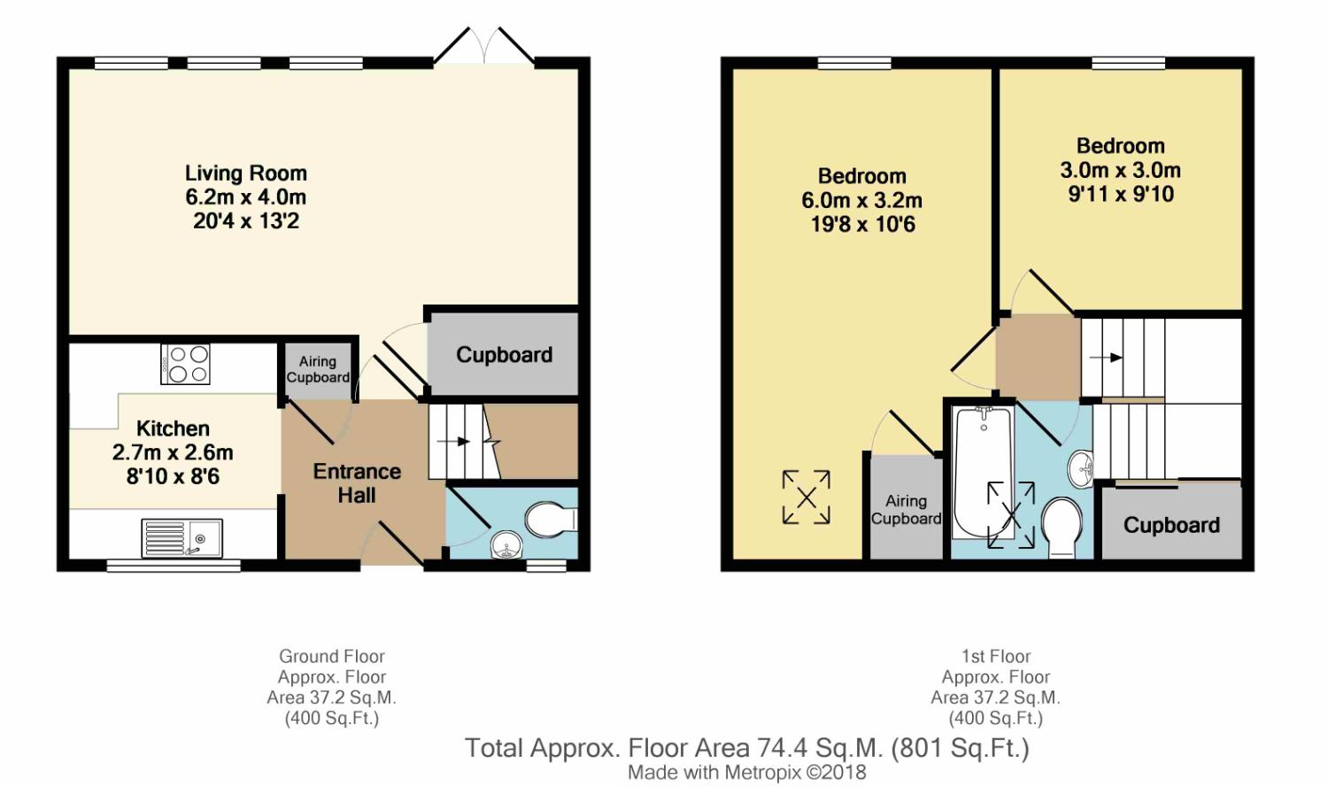 2 Bed Mews House For Sale In Park Farm Mews Spinkhill