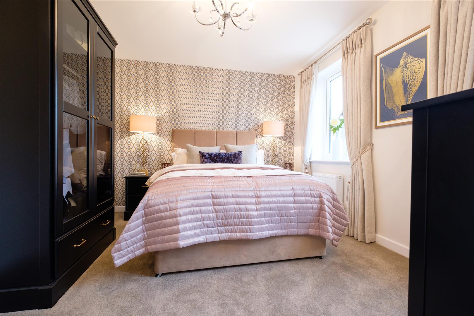 Kier Developments,Secondary Bedroom