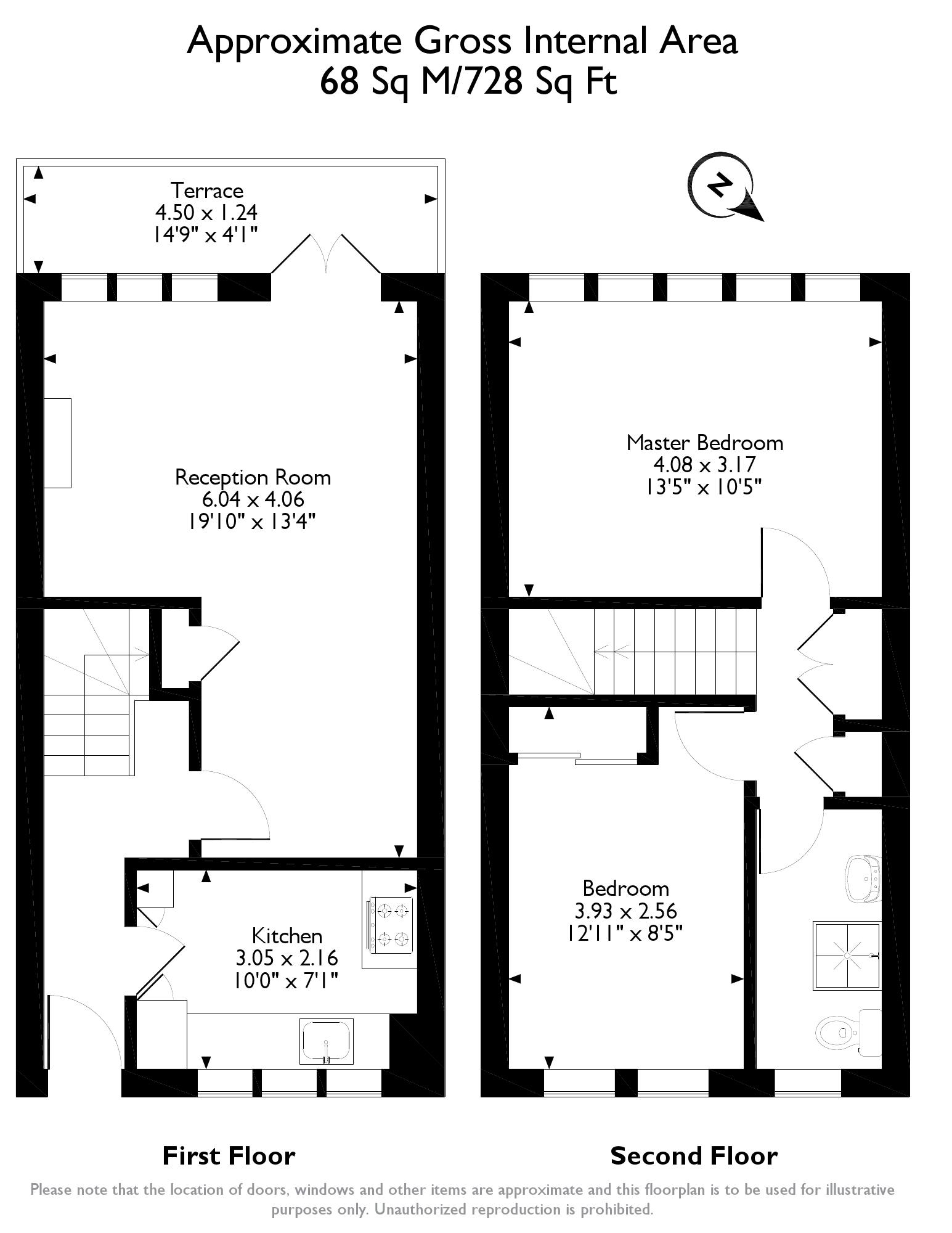 2 Bedrooms Flat for sale in The Grange, Lisgar Terrace, London W14
