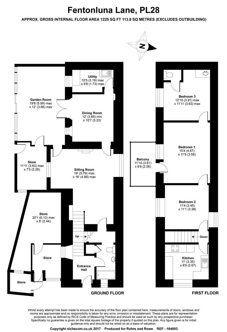Development site fentonluna lane padstow pl28 3 bedroom for 16 brookers lane floor plans