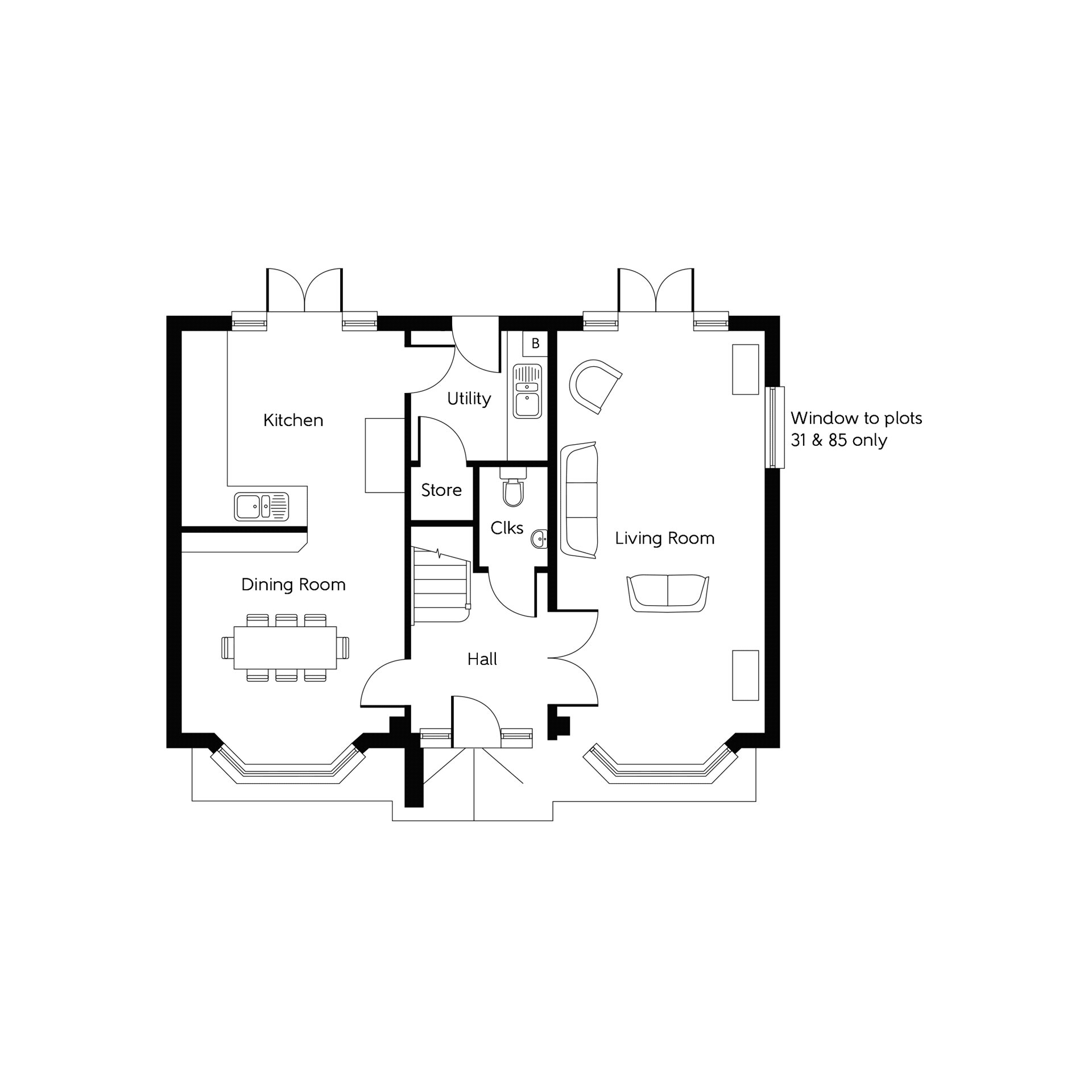 4 Bedrooms Detached house for sale in Langford Park, Beech Hill Road, Spencers Wood, Berkshire RG7