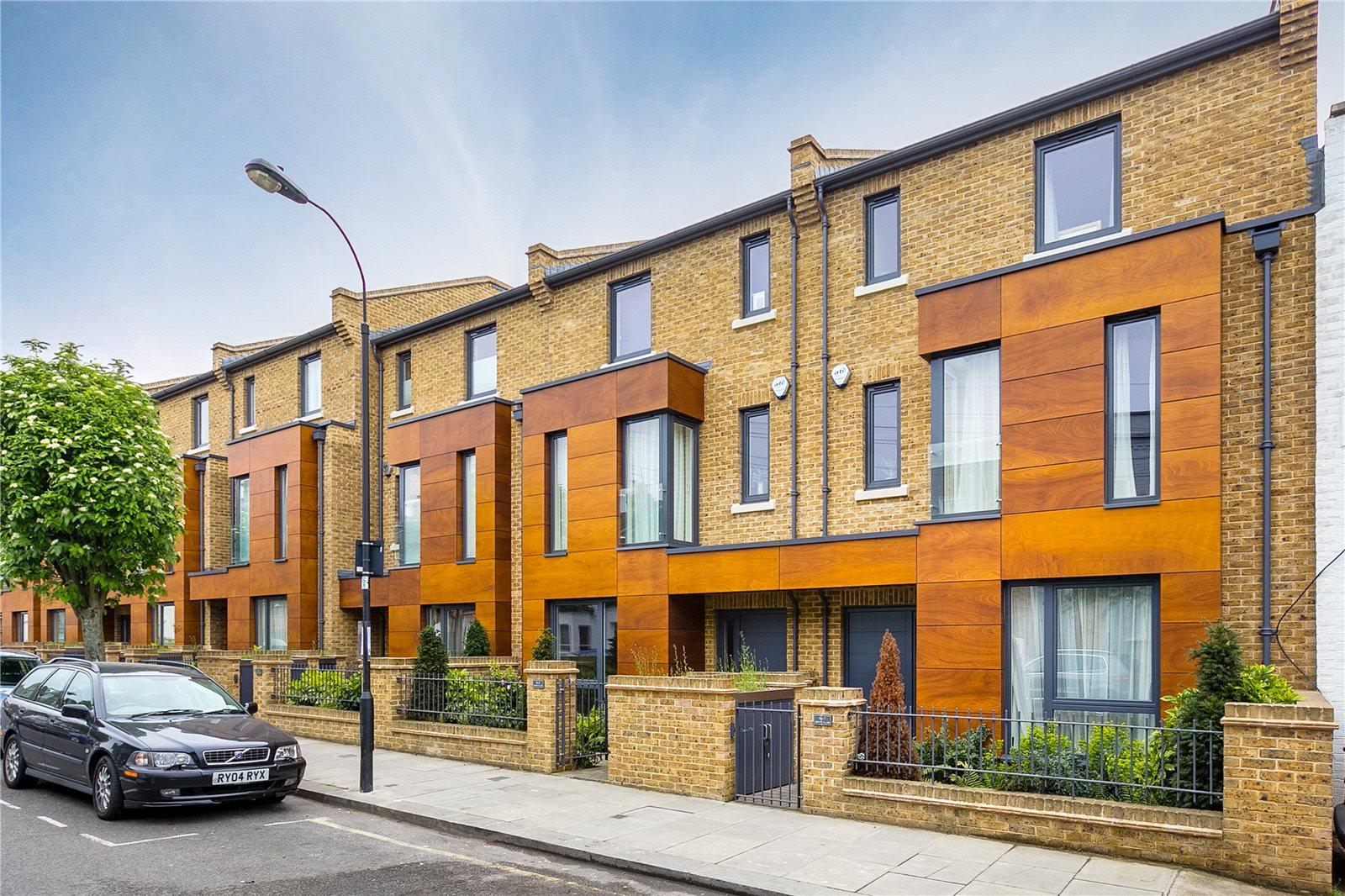4 bedroom terraced house for sale in aspen villas, 1a gayford road