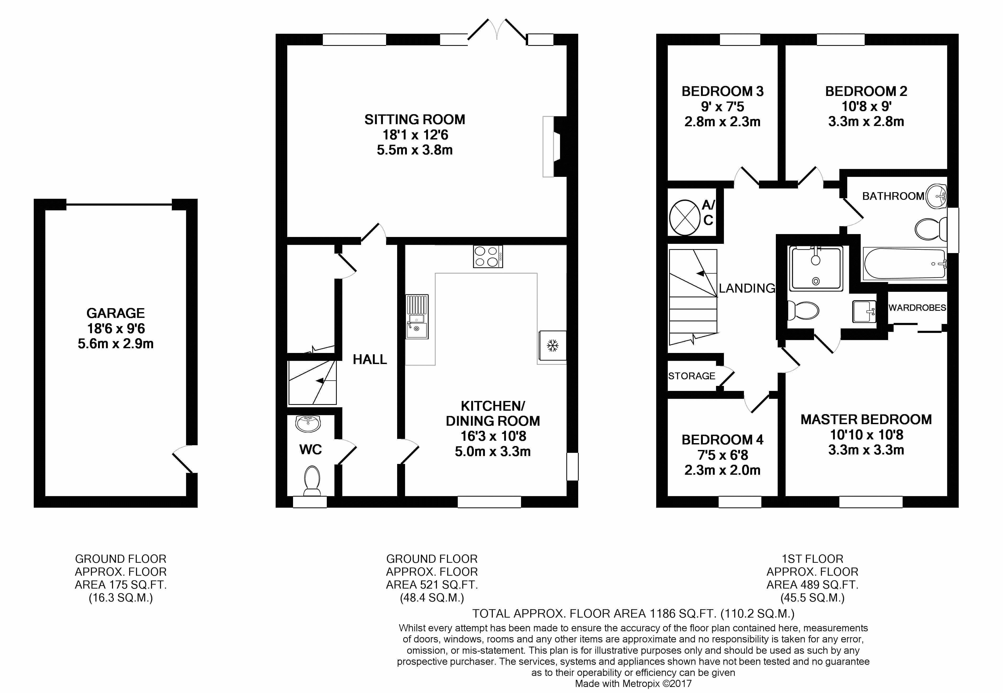 4 bed detached house for sale in old bromley lane holmer for 16 brookers lane floor plans