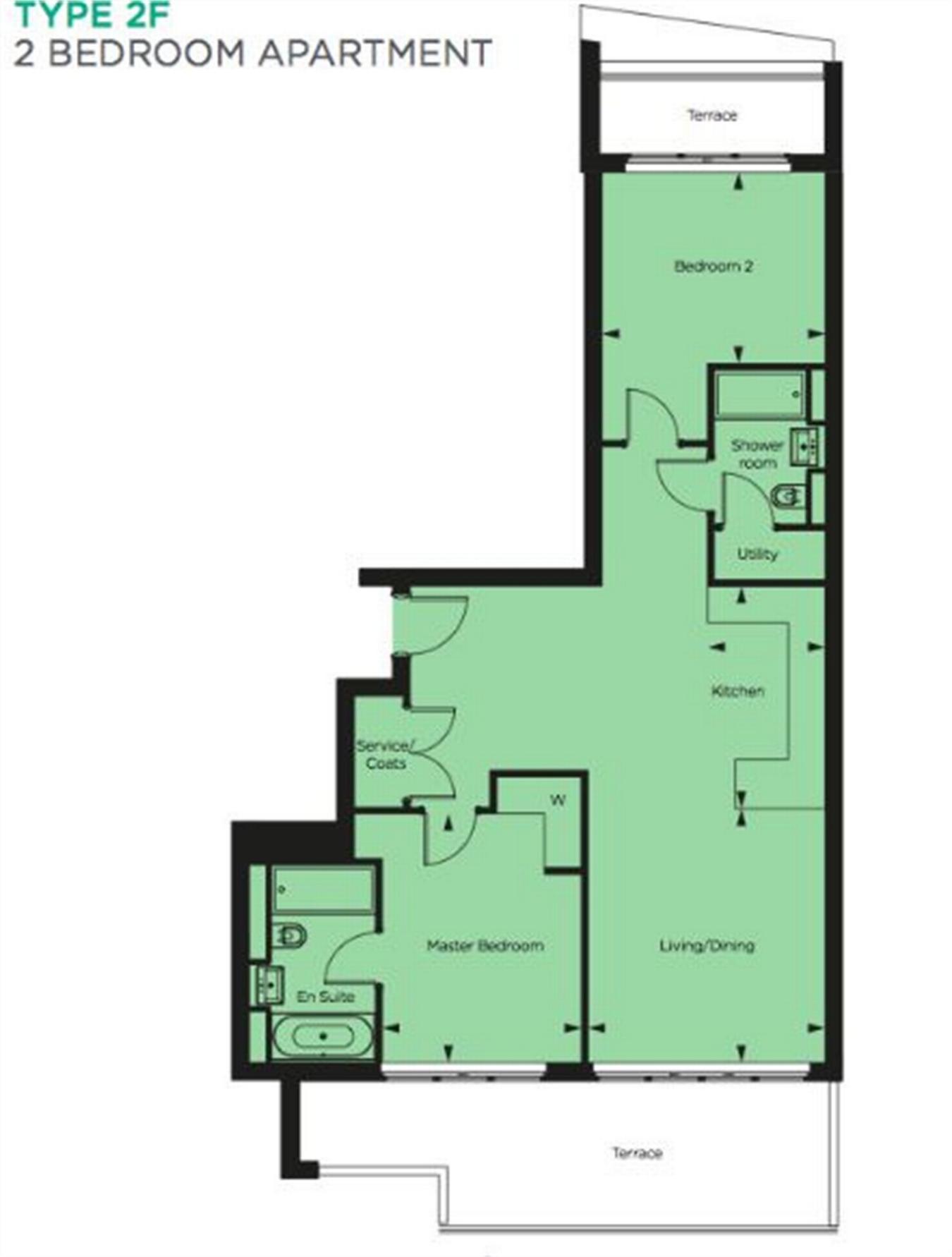 2 Bedroom Flat For Sale In Queenstown Road Sw8 London