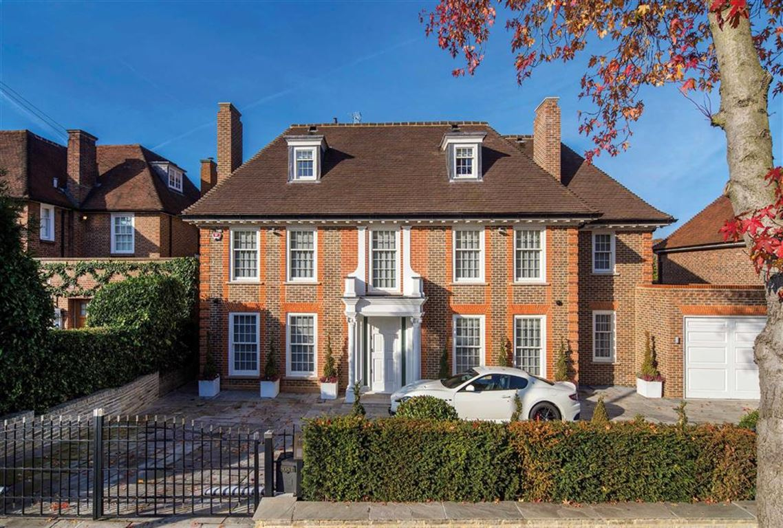 7 bedroom property for sale in winnington road hampstead garden suburb london n2 for 7 bedroom house for sale in california